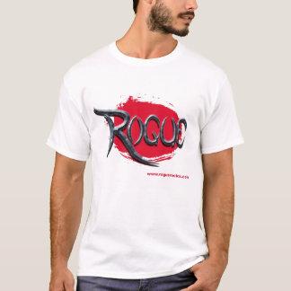Chemise escroc du logo des hommes t-shirt
