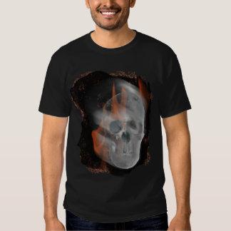 Chemise éternelle de flamme t-shirt