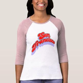 Chemise F/B d'openswoop de San Francisco T-shirt
