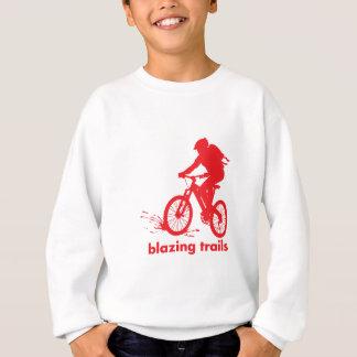 chemise faisante du vélo de spécialité de montagne sweatshirt