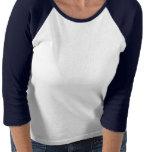 Chemise fière d'ancre de maman de marine t-shirts