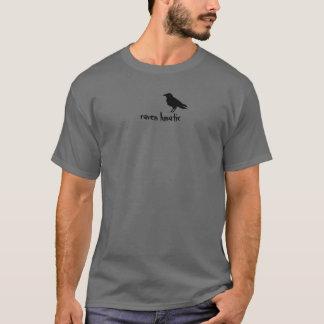 Chemise folle de Raven T-shirt