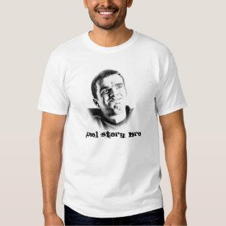 Chemise fraîche drôle de bro d'histoire t-shirt