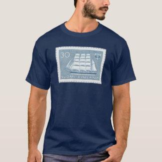 Chemise grande finlandaise de bateau t-shirt