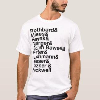 Chemise helvetica d'Autrichiens T-shirt