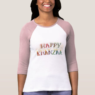 Chemise heureuse de Kwanzaa T-shirt