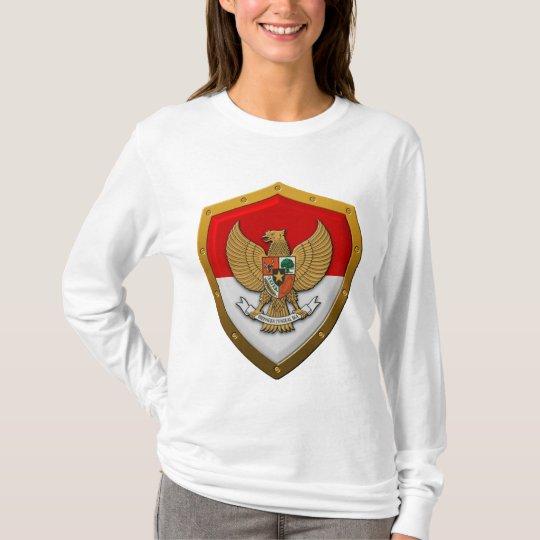 Chemise indonésienne t-shirt