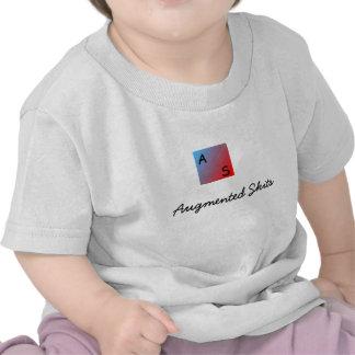 Chemise infantile augmentée de logo de sketchs t-shirts