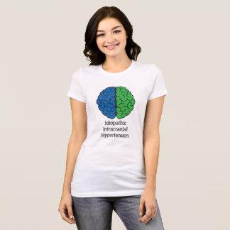 Chemise intra-crânienne idiopathique de cerveau t-shirt