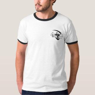 Chemise légère. Dos de DNT. Poche de Reaper T-shirt