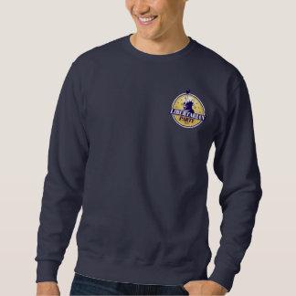 Chemise libertaire de cru de partie sweatshirt