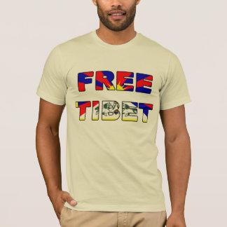 Chemise libre du Thibet T-shirt