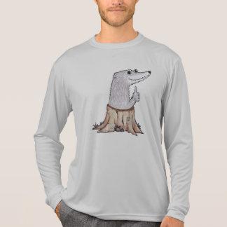 Chemise longtemps gainée de technologie de Melvin T-shirt