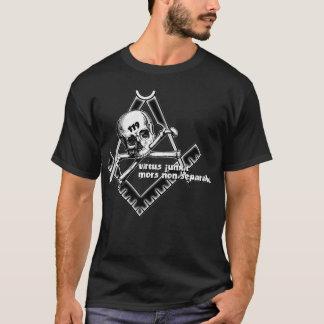 Chemise maçonnique citée t-shirt