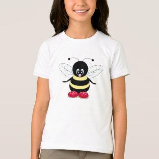 Chemise mignonne de bourdon t-shirt