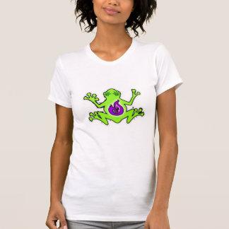 Chemise mignonne de filles de flamme de dragon de t-shirts
