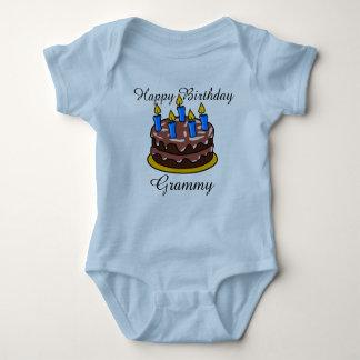 Chemise mignonne faite sur commande de bébé de body