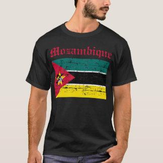 Chemise mozambicaine de drapeau t-shirt