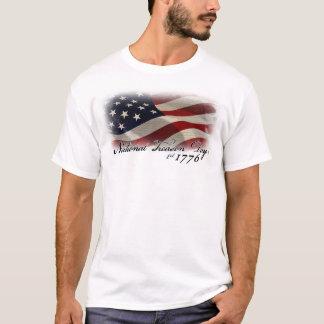 Chemise nationale de jour de trahison t-shirt