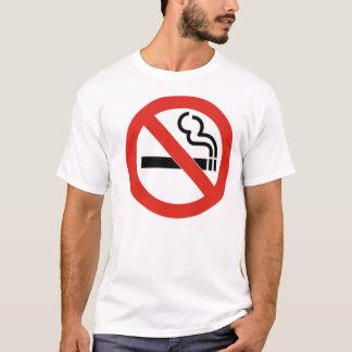 Chemise non-fumeurs t-shirt