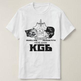 Chemise officielle de Swagimir/Gbob KGB T-shirt