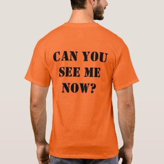 """Chemise orange de Salut-force : """"POUVEZ-VOUS ME T-shirt"""