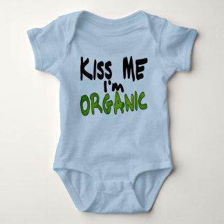 Chemise organique de baiser body