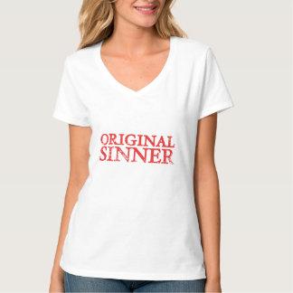 Chemise originale de Sinner (logo rouge) T-shirt