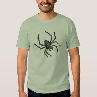 Chemise personnalisable d'araignée t-shirts