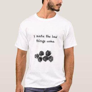 Chemise principale de cachot t-shirt