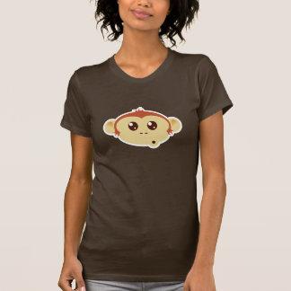 Chemise principale de singe t-shirts