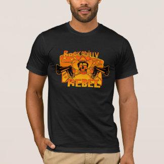 Chemise rebelle de rockabilly t-shirt