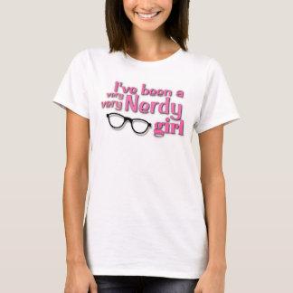 Chemise ringarde de fille t-shirt