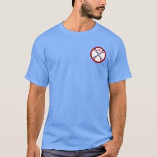 Chemise ronde de joint d'empire assyrien t-shirt