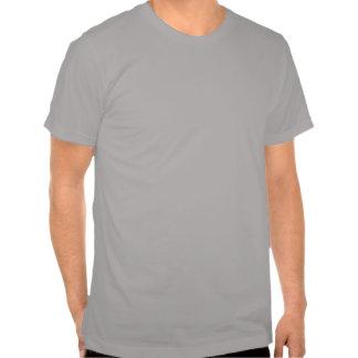 Chemise rouge de crâne de sucre t-shirts
