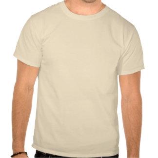 Chemise rouge triste t-shirts