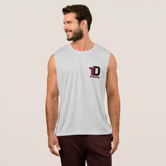 Chemise sans manche d'athlétisme total de débardeur