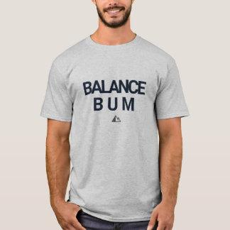 Chemise sans valeur d'équilibre t-shirt