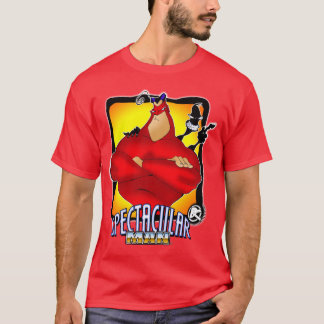 Chemise spectaculaire d'homme t-shirt