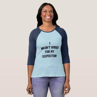 Chemise sportive avec la citation de Greg Lloyd T-shirt
