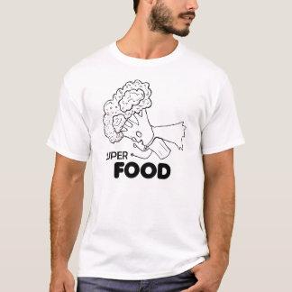 Chemise superbe de nourriture de brocoli t-shirt
