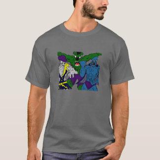 Chemise superbe limitée de trio t-shirt