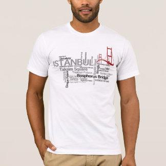 Chemise unique d'Istanbul T-shirt