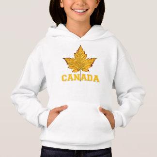 Chemise unisexe du Canada de l'enfant de souvenir