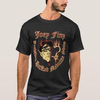 Chemise vintage de patine de Joey Finz T-shirt