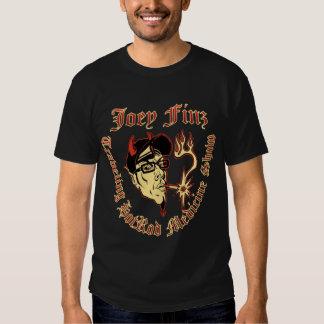 Chemise vintage de patine de Joey Finz T-shirts