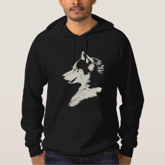 Chemises à capuchon de chien de sweatshirt de t-shirts