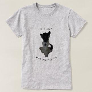 Chemises de chat : Robe- de chat T-shirt