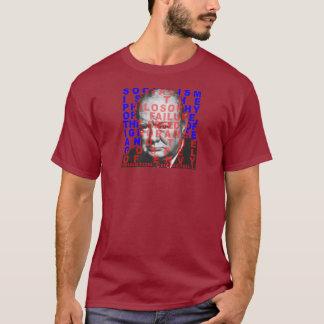 Chemises de citation de Winston Churchill T-shirt