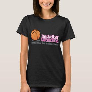 Chemises de grand-maman de basket-ball t-shirt